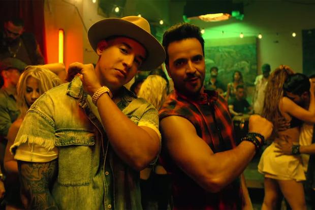 Кліп на пісню Despacito зібрав рекордні 4 млрд переглядів на YouTube