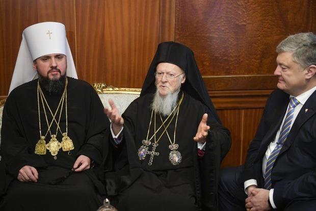 Варфоломей отказался от всеправославного обсуждения церкви в Украине