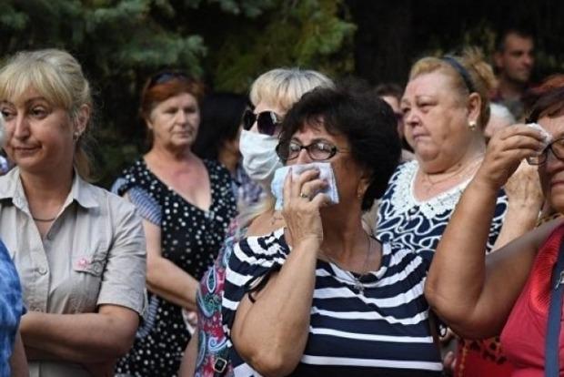 Армянск повторно накрыло ядовитыми веществами