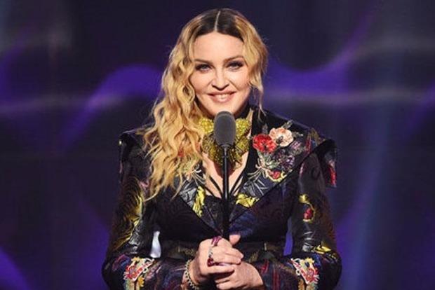 Мадонна получила звание «Женщина года»
