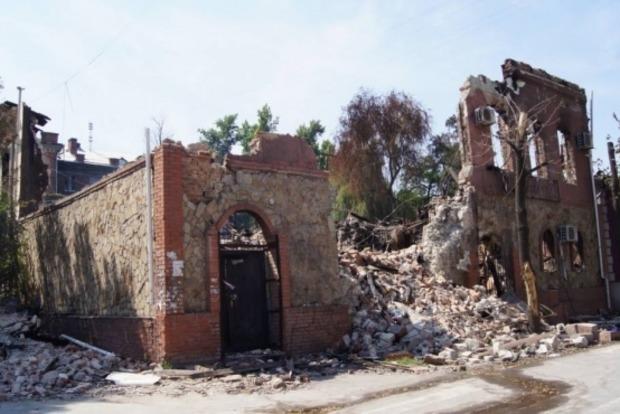 Сума завданого бойовими діями на Луганщині збитку перевищила вісім мільярдів гривень