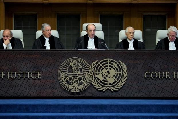 В марте суд в Гааге начнет рассматривать иск Украины против РФ