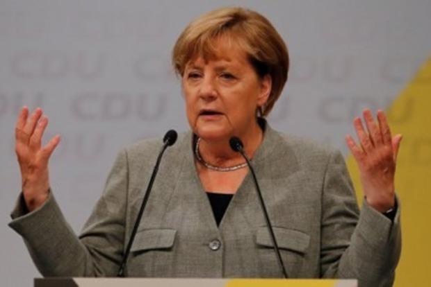 Меркель: Аннексия Крыма сравнима с разделением