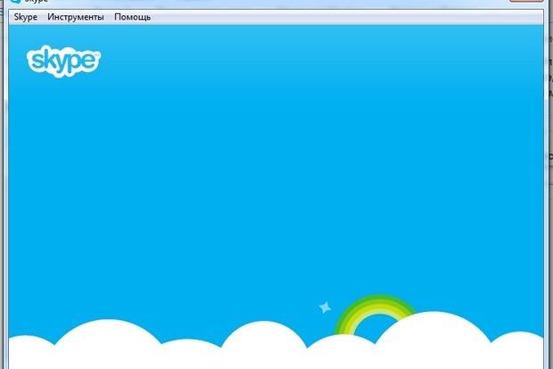 Уроботі Skype стався глобальний збій