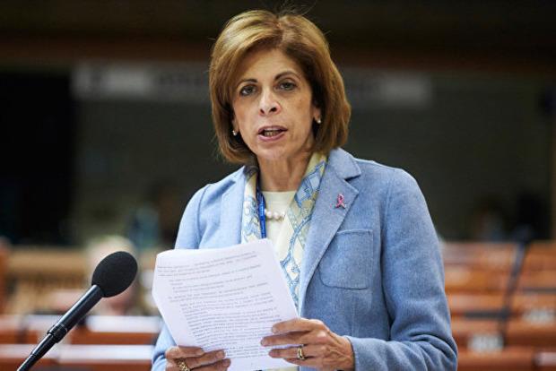 Новый президент ПАСЕ собралась бороться с коррупцией и защищать права человека