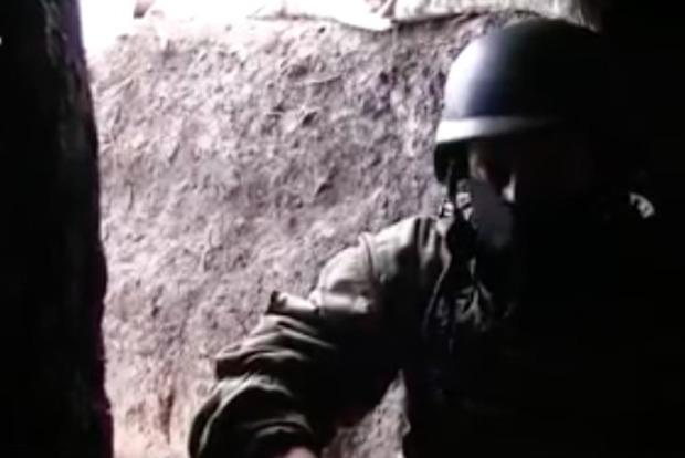 Террористы в очередной раз нарушили перемирие, обстреляв бойцов ВСУ