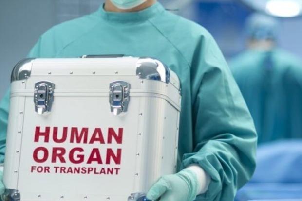В Украине теперь трансплантация органов от живого человека дешевле чем с трупа