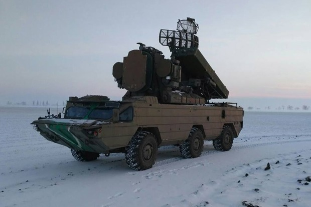 На Донбассе боевики 17 раз нарушили режим тишины, один боец ранен