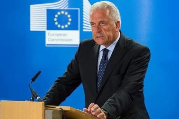 В Еврокомиссии прокомментировали предоставление Украине безвиза
