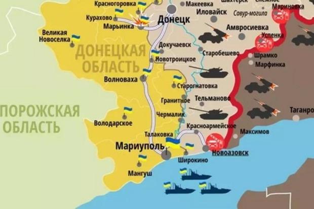 В секторе «М» 13 сентября ждут провокаций от боевиков