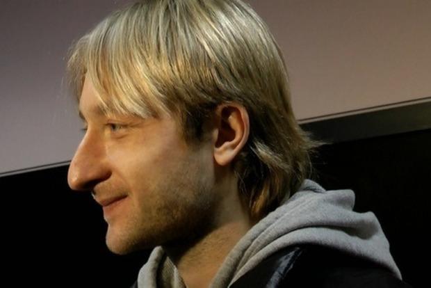 Уменьшенный нос фигуриста Плющенко стал предметом насмешек