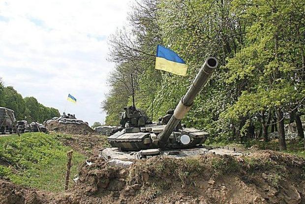 В прошлом месяце на Донбассе погибли 19 украинских военных