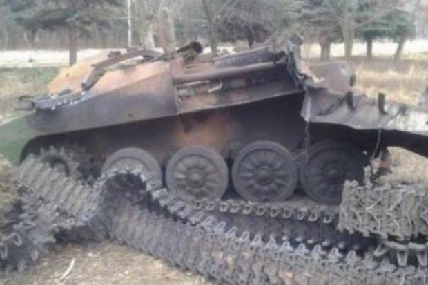 На Донбассе «третья сила» уничтожила батарею «Гвоздик» боевиков «ДНР»