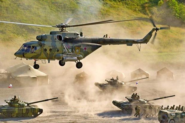 Россия проводит провокационные мероприятия около границы с Украиной