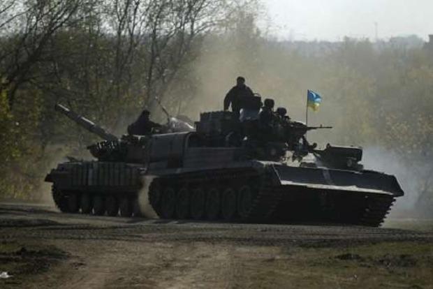 Пятеро бойцов ВСУ ранены на Донбассе за минувшие сутки - МО