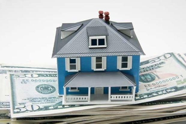 Активно растущая первичка сильно сбила цену на вторичное жилье в Украине