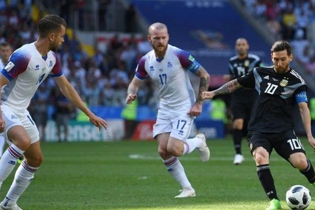 Сенсация ЧМ-2018. Исландия-Аргентина 1:1