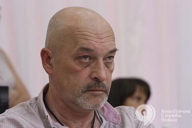 Тука: Боевики «ЛНР» не пропускают людей, прошедших КПВВ «Золотое»