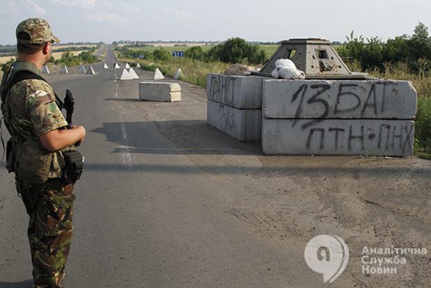 Завершение АТО утвердит полный контроль Порошенко над войной на Донбассе