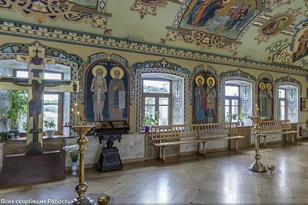 Вор пытался продать похищенную икону св. Георгия прямо в лавре