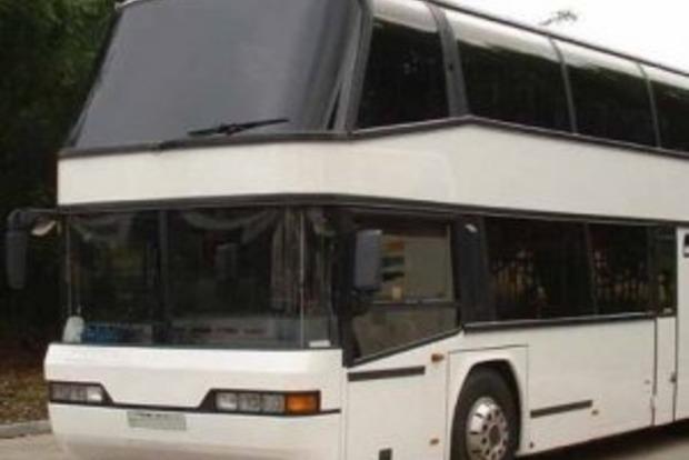 В Украине предложили отменить автобусное сообщение с Россией