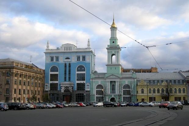 В Киеве до 9 января перекроют Контрактовую площадь