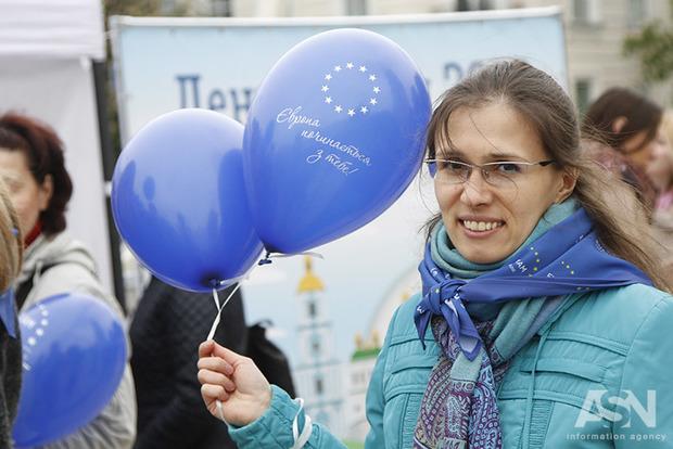 Україна випрошує у ЄС перспективу членства, тоді як її підтримують лише 30% населення