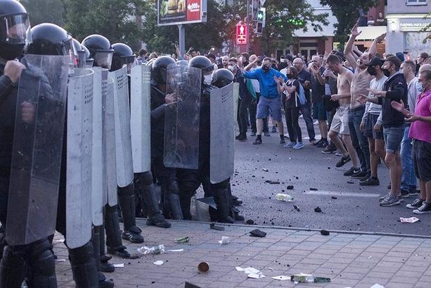 В Минске от огнестрельного ранения скончался еще один протестующий