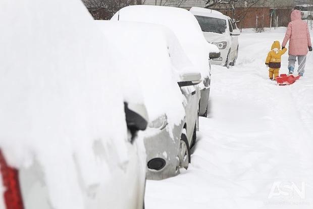 Зима вошла в раж: как изменится погода в Украине в конце недели