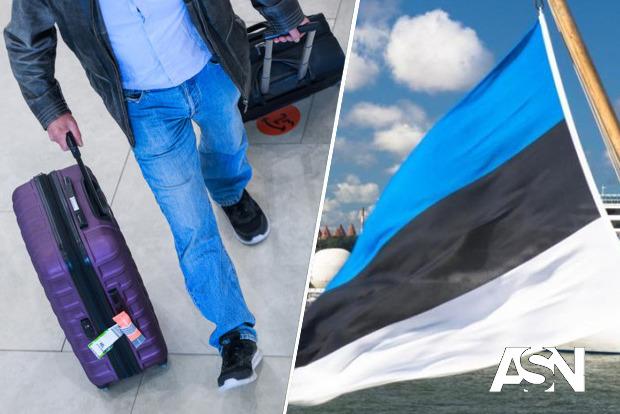 Группу украинцев депортировали из Эстонии за нарушение правил.