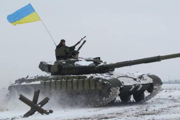 Боевики 30 раз обстреляли позиции сил АТО с начала суток