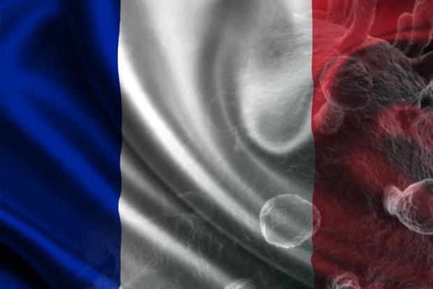Во Франции резкий скачок заражений до 7300: наибольший показатель с марта