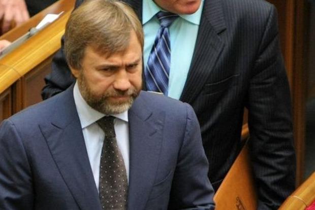 В четверг Рада первым вопросом рассмотрит привлечение к уголовной ответственности Новинского