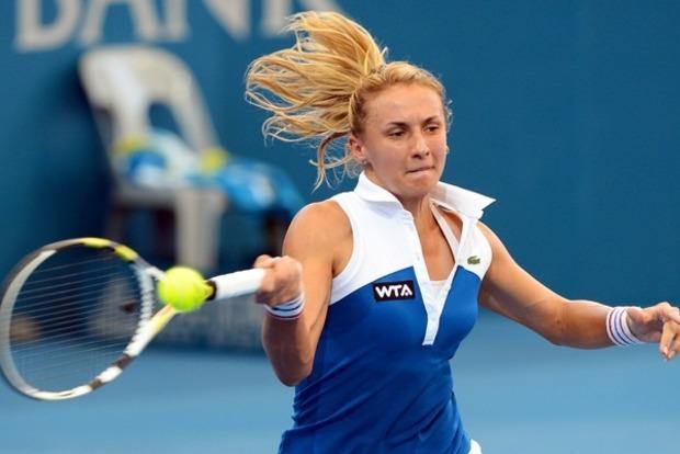 Украинская теннисистка Цуренко обыграла россиянку Макарову на турнире «Ролан Гаррос»