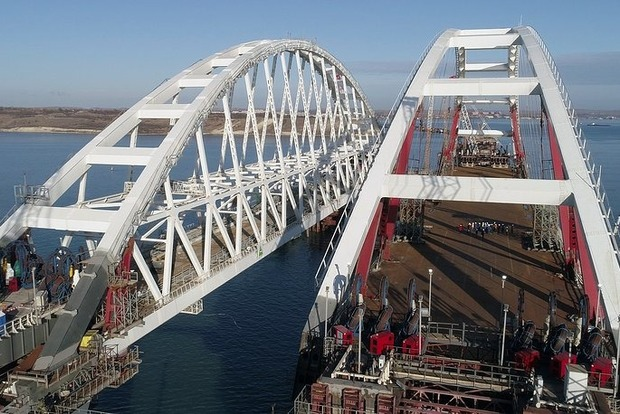 Россия создает многотысячную армию для охраны Керченского моста