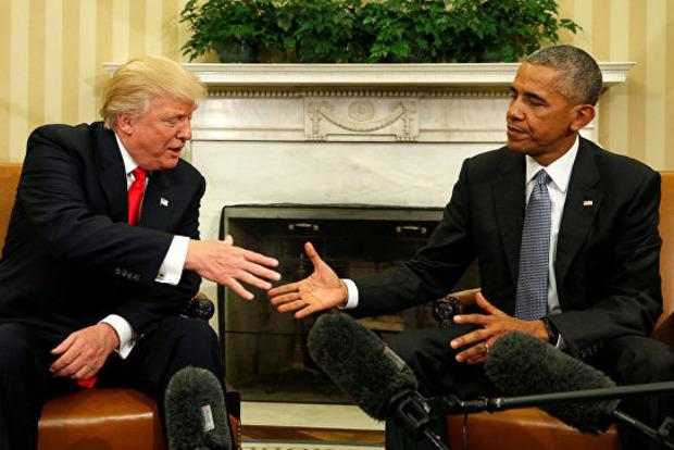 Трамп приблизился кОбаме в«рейтинге восхищения» вСША— Опрос
