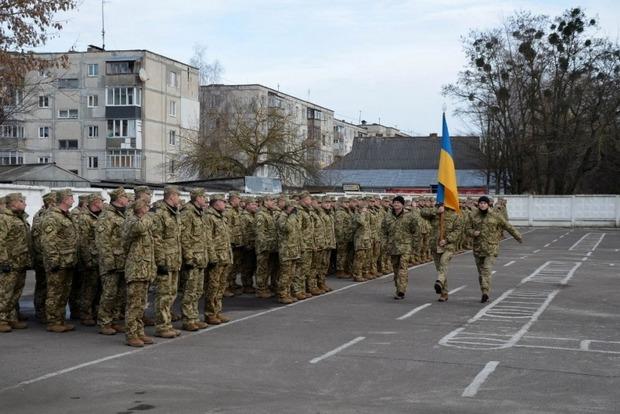 Состоялась очередная ротация сил украинских миротворцев в Конго