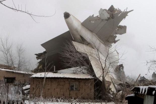 Авиакатастрофа в Киргизии: найден второй черный ящик