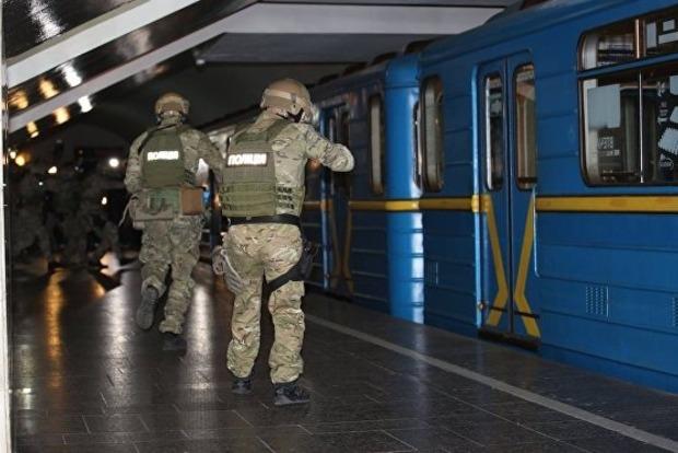 В Киеве заминировали метро Вокзальное, идет эвакуация