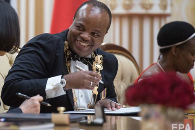 Все можуть королі: Правитель Свазіленда перейменував країну
