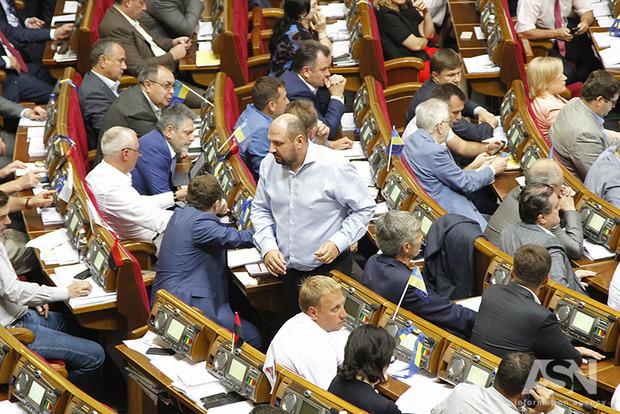 Луценко в Раде может лично вручить Розенблату и Полякову подозрения