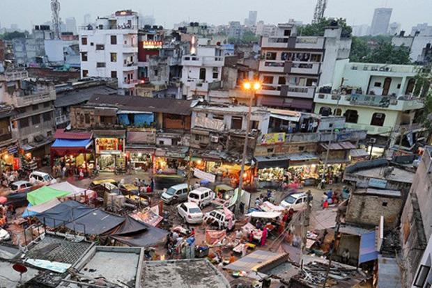 Жители мегаполисов тупеют из-за условий жизни