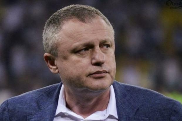 Фанаты высмеяли Суркиса за его попытку приписать победу сборной Луческу