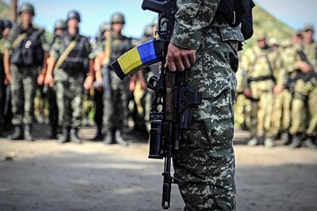 В Украине уже почти 200 тысяч военных прошли через АТО