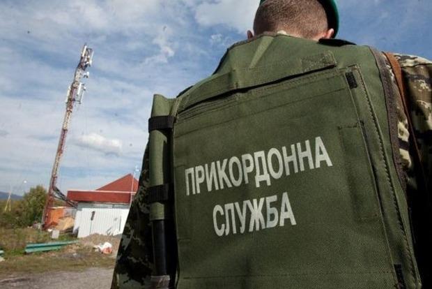 На границе с Румынией украинские пограничники задержали контрабандистов