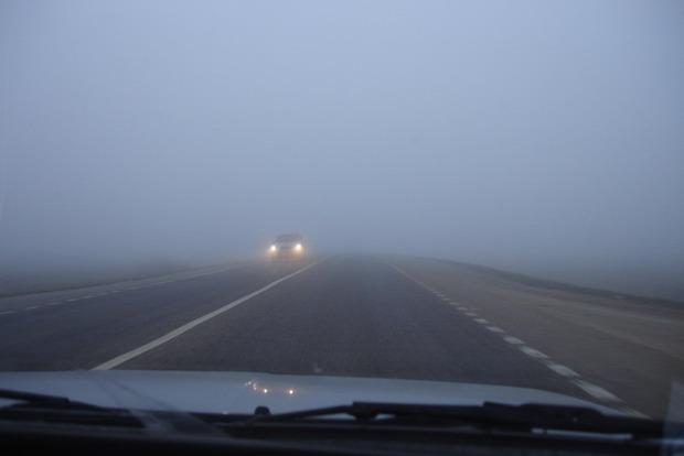 Спасатели предупредили о тумане по всей Украине