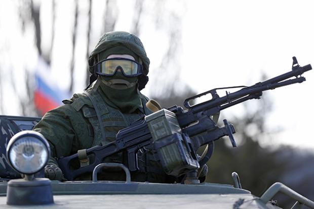 Волонтеры идентифицировали 1500 военных РФ, участвовавших в захвате Крыма