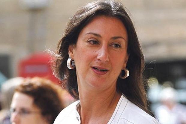 Власти Мальты заплатят 1 млн евро за информацию об убийцах журналистки