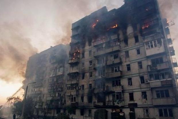 Инфляция съела более 250 млн грн из средств на восстановление Донбасса