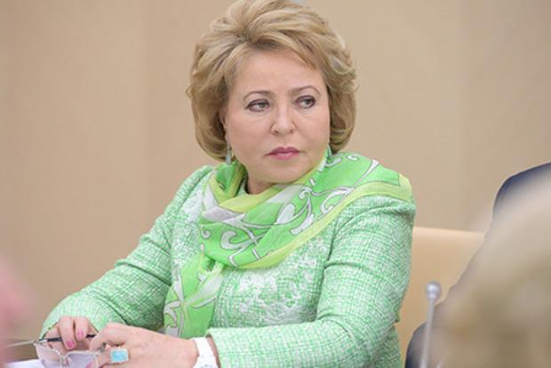 Глава Совфеда не увидела логики в миротворцах на границе РФ